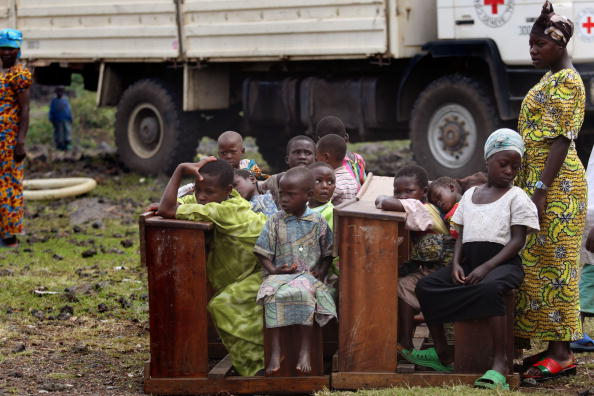 Place of Worship「UN To Send Aid To Displaced Congolese」:写真・画像(14)[壁紙.com]