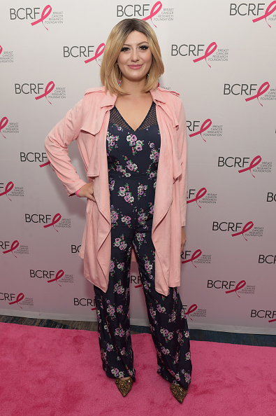 Breast「Breast Cancer Research Foundation New York Symposium and Awards Luncheon - Arrivals」:写真・画像(14)[壁紙.com]