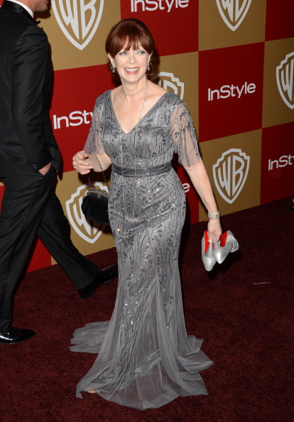 Train - Clothing Embellishment「14th Annual Warner Bros. And InStyle Golden Globe Awards After Party - Arrivals」:写真・画像(16)[壁紙.com]