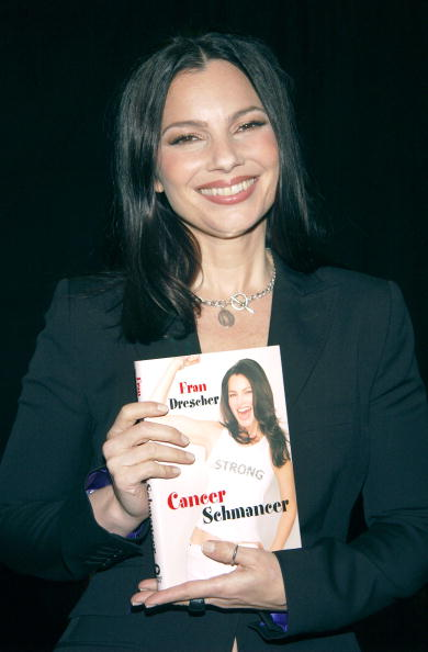 """Recovery「Fran Drescher's New Book """"Cancer Schmancer""""」:写真・画像(13)[壁紙.com]"""