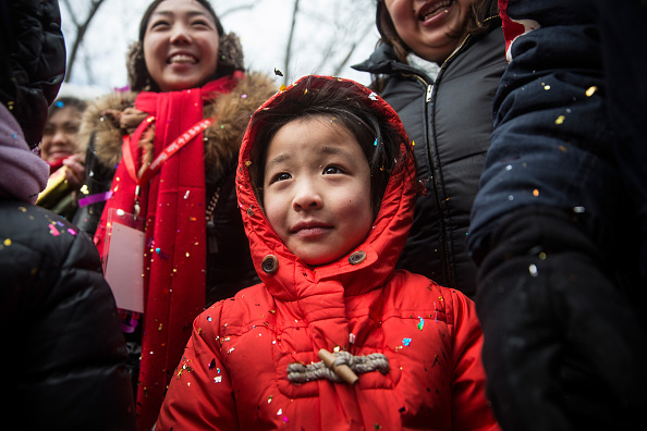 Chinese Culture「New York City's Chinatown Celebrates Start Of Chinese New Year Celebrations」:写真・画像(12)[壁紙.com]