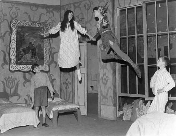 Bedroom「Acting Peter Pan」:写真・画像(6)[壁紙.com]