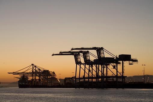 Shipyard「Shipyard in the port of Oakland」:スマホ壁紙(14)