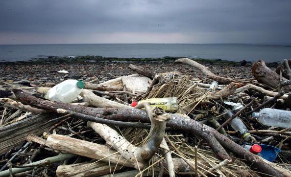 Sea「Rubbish Litters UK Beaches」:写真・画像(19)[壁紙.com]