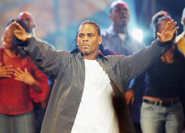 Singer「18th Annual Soul Train Music Awards - Show」:写真・画像(16)[壁紙.com]