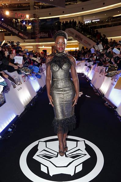 Seoul「'Black Panther' Seoul Premiere - Red Carpet」:写真・画像(8)[壁紙.com]