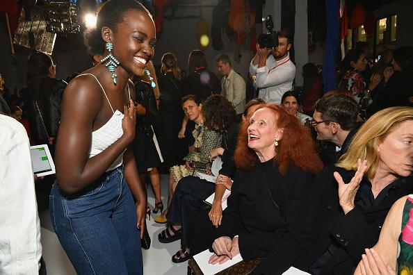 Dia Dipasupil「Calvin Klein Collection - Front Row - September 2017 - New York Fashion Week」:写真・画像(10)[壁紙.com]
