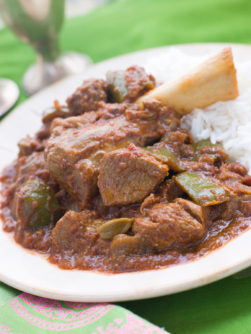 Basmati Rice「Lamb Shank Rogan Josh Gosht with Plain Basmati Rice」:スマホ壁紙(12)