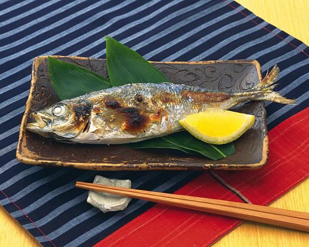 Grilled Fish, Close Up:スマホ壁紙(壁紙.com)