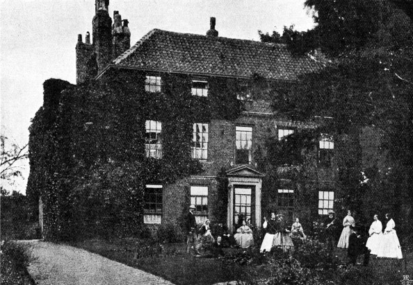 Anglican「Croft Rectory - Lewis Carroll 's childhood home」:写真・画像(19)[壁紙.com]