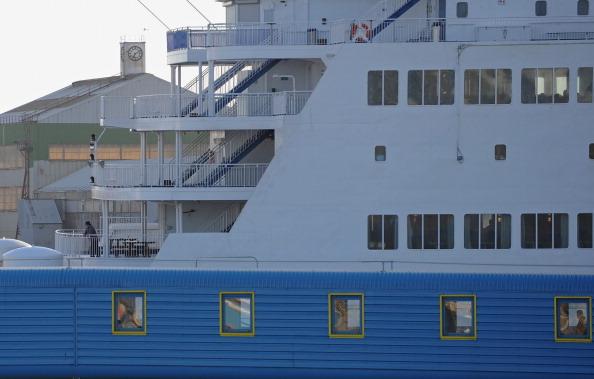 Passenger Cabin「Passenger Ferry Returns To Port After Fire Onboard」:写真・画像(18)[壁紙.com]