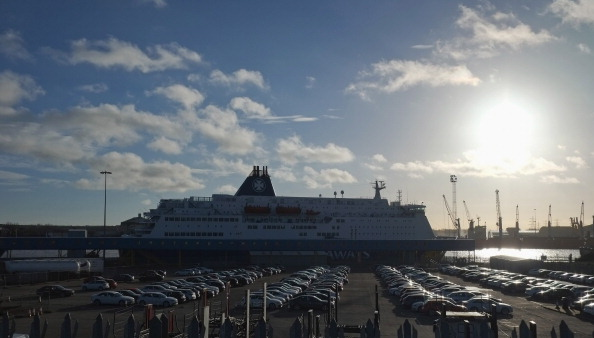 Passenger Cabin「Passenger Ferry Returns To Port After Fire Onboard」:写真・画像(11)[壁紙.com]