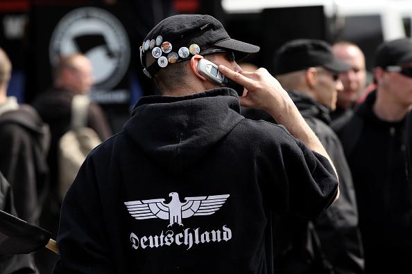 ネオナチ「Berlin May Day Demonstrations」:写真・画像(13)[壁紙.com]
