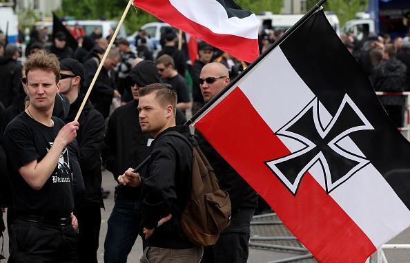 ネオナチ「Berlin May Day Demonstrations」:写真・画像(19)[壁紙.com]
