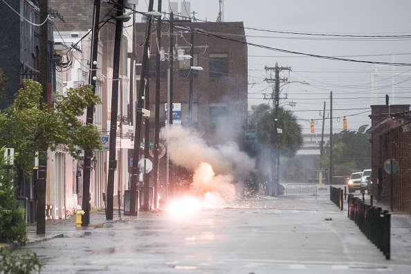 South Carolina「Hurricane Dorian Makes Its Way Up East Coast」:写真・画像(0)[壁紙.com]