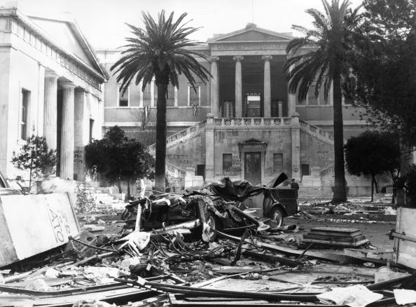 Colonel「Debris At Athens」:写真・画像(3)[壁紙.com]