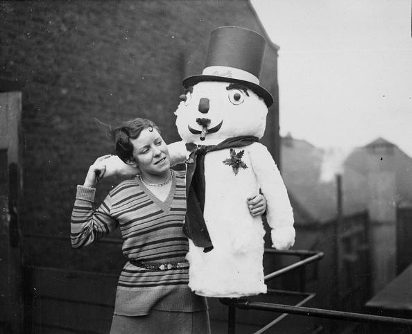 雪だるま「Toy Snowman」:写真・画像(9)[壁紙.com]