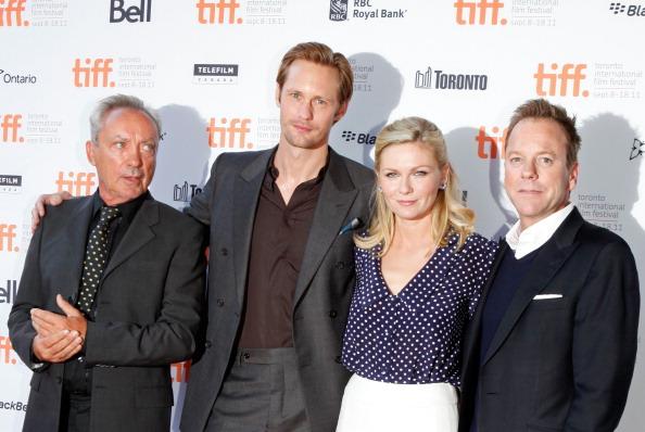"Kirsten Dunst「""Meloncholia"" Premiere - 2011 Toronto International Film Festival」:写真・画像(13)[壁紙.com]"