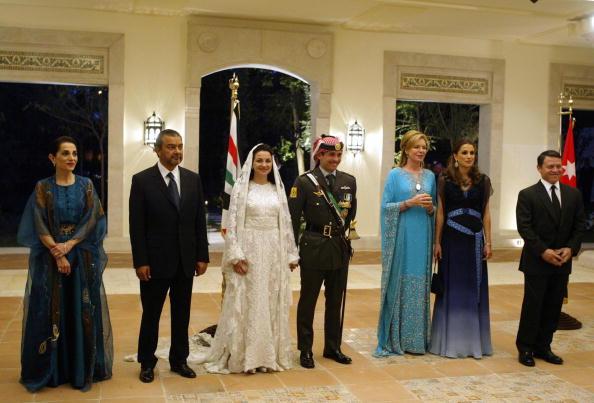 Wedding Dress「Jordan's Crown Prince Hamzeh Wedding Celebrations」:写真・画像(10)[壁紙.com]