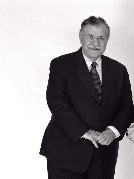 政治「Kurdish Leader Jalal Talabani Elected As New President Of Iraq」:写真・画像(19)[壁紙.com]
