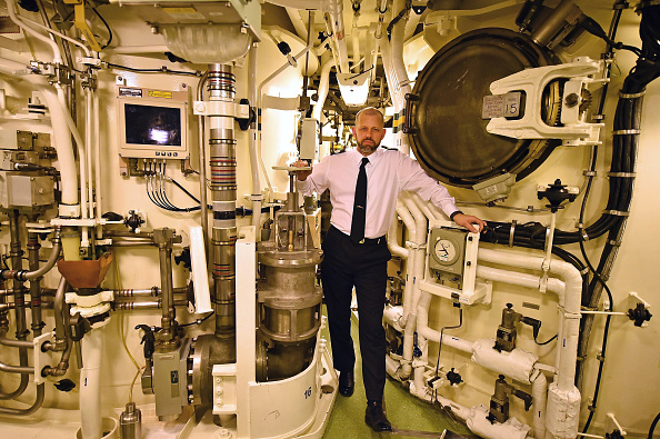 Storage Compartment「Life Onboard A Trident Nuclear Submarine」:写真・画像(17)[壁紙.com]