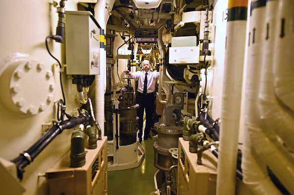 Storage Compartment「Life Onboard A Trident Nuclear Submarine」:写真・画像(19)[壁紙.com]