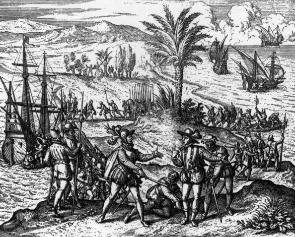 Christopher Columbus - Explorer「Columbus Captured」:写真・画像(14)[壁紙.com]
