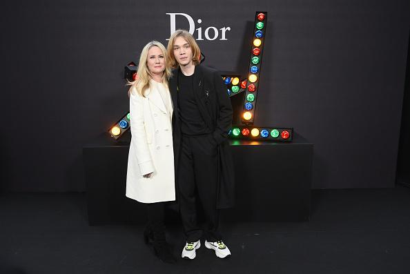 ディオール オム「Dior Homme: Photocall - Paris Fashion Week - Menswear F/W 2018-2019」:写真・画像(10)[壁紙.com]
