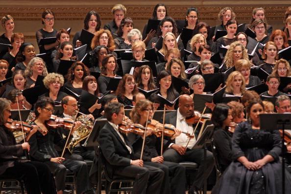 クラシック音楽「Collegiate Chorale」:写真・画像(19)[壁紙.com]