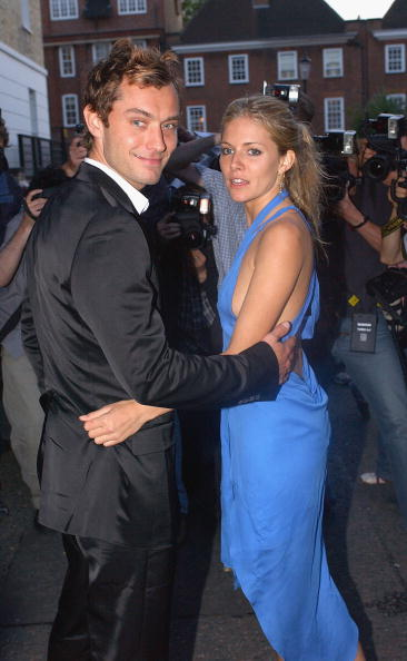 Sienna Miller「GBR: David Frost's Summer Party」:写真・画像(9)[壁紙.com]