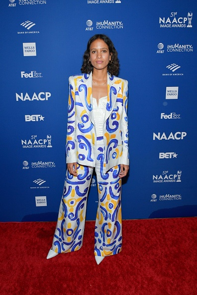 NAACP「51st NAACP Image Awards - Non-Televised Awards Dinner - Arrivals」:写真・画像(5)[壁紙.com]
