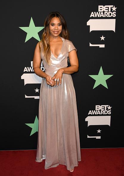 Nude Colored Dress「2019 BET Awards - Press Room」:写真・画像(10)[壁紙.com]