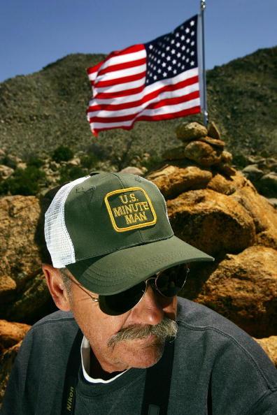 Baja California Peninsula「Minutemen Return To The Southern U.S. Border」:写真・画像(12)[壁紙.com]