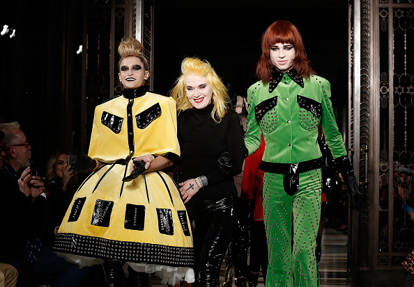 London Fashion Week「Pam Hogg - Runway - LFW AW16」:写真・画像(8)[壁紙.com]