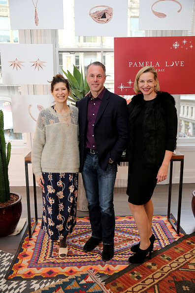Breast「eBay's Marcelle Parrish And Pamela Love Join Together To Debut Pamela Love For eBay」:写真・画像(7)[壁紙.com]