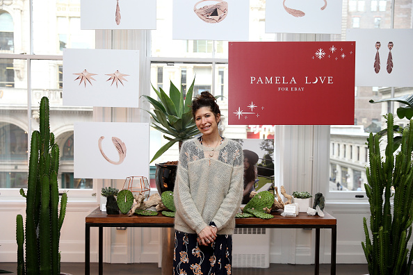 Breast「eBay's Marcelle Parrish And Pamela Love Join Together To Debut Pamela Love For eBay」:写真・画像(4)[壁紙.com]