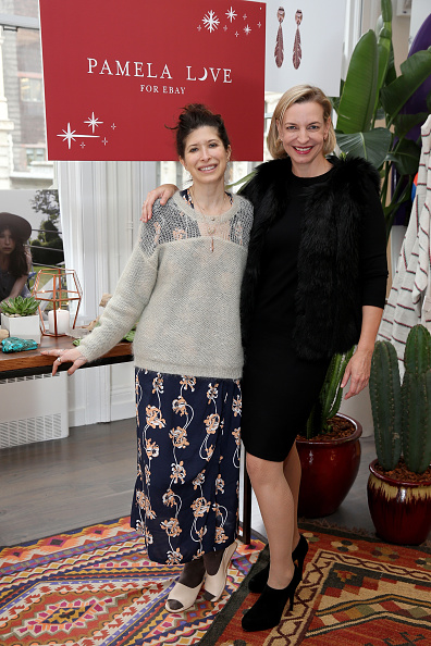 Breast「eBay's Marcelle Parrish And Pamela Love Join Together To Debut Pamela Love For eBay」:写真・画像(1)[壁紙.com]