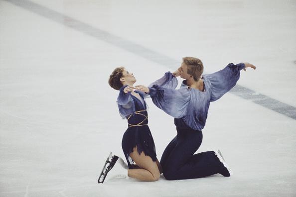 Figure Skating「XIV Olympic Winter Games」:写真・画像(5)[壁紙.com]