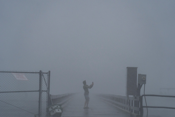 Science and Technology「Hurricane Delta Takes Aim At Louisiana's Gulf Coast」:写真・画像(4)[壁紙.com]
