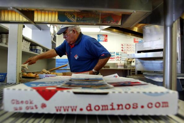 Pizza「Dominos Pizza Files To Go Public」:写真・画像(2)[壁紙.com]