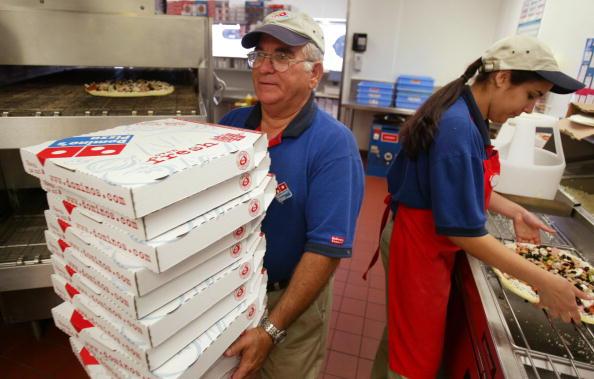 Pizza「Dominos Pizza Files To Go Public」:写真・画像(3)[壁紙.com]