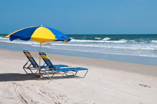 Sunshade「Daytona Beach Chairs」:スマホ壁紙(18)