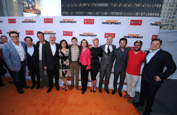 マイケル セラ「Netflix's Los Angeles Premiere Of Season 4 Of 'Arrested Development'」:写真・画像(16)[壁紙.com]