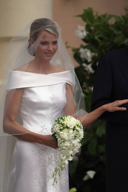 Monaco Royal Wedding - The Religious Wedding Ceremony:ニュース(壁紙.com)
