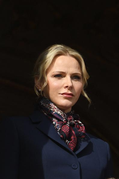 Charlene - Princess of Monaco「Ceremony Of The Sainte-Devote In Monaco」:写真・画像(13)[壁紙.com]