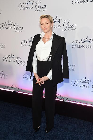 モナコ公国「2018 Princess Grace Awards Gala - Arrivals」:写真・画像(12)[壁紙.com]