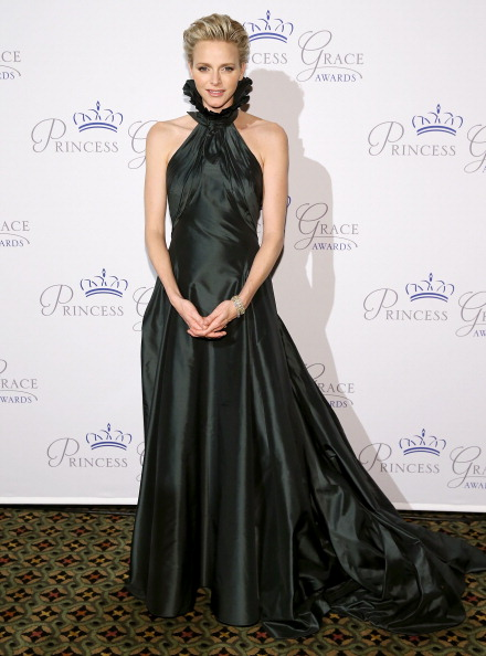 フロアレングス「2013 Princess Grace Awards Gala - Inside Arrivals」:写真・画像(7)[壁紙.com]