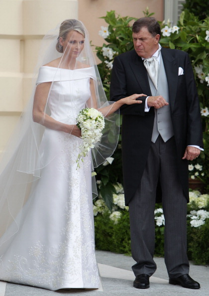 スワロフスキー「Monaco Royal Wedding - The Religious Wedding Ceremony」:写真・画像(16)[壁紙.com]