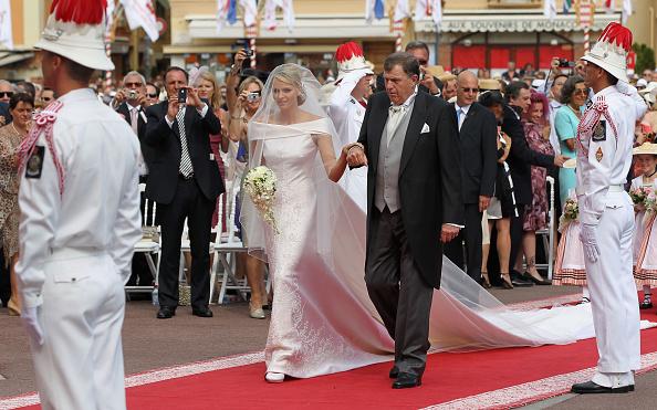 Wedding Dress「Monaco Royal Wedding - The Religious Wedding Ceremony」:写真・画像(18)[壁紙.com]