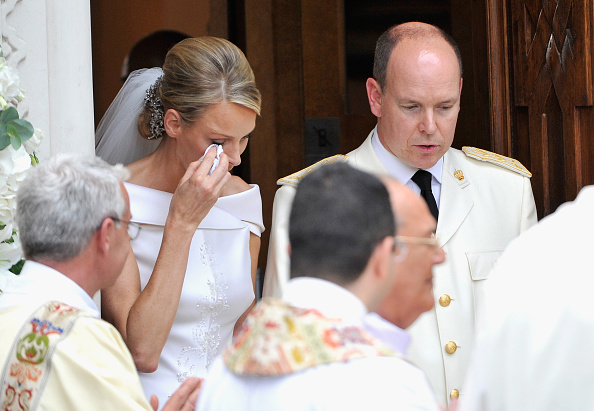 Prince Albert II of Monaco「Monaco Royal Wedding - Cortege」:写真・画像(12)[壁紙.com]